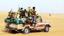 Sebelum Dapat 'Warisan' Mobil Dari AS, Taliban Banyak Handalkan Hilux Dan Land Cruiser