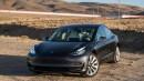 Corona Tak Hentikan Niat Tesla Rakit Model 3 Tebaru di Cina