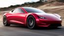 VIDEO: Begini Rasanya Duduk di Dalam Kabin Tesla Roadster