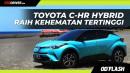 VIDEO: C-HR Hybrid Tembus 28 KM/Liter