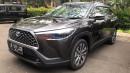 Corolla Cross, Jadi Mobil Keempat Di Indonesia Yang Usung Nama 'Cross'