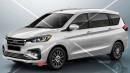 Peluang Toyota Rebadge Suzuki Ertiga Jadi MPV Mewah