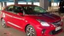 VIDEO: Ini Dia Kembaran Baleno Hatchback dari Toyota, Mesinnya Kecil