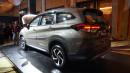 Bagaimana Hasil Uji Tabrak Toyota Rush Generasi Terbaru?
