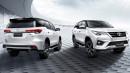 Toyota Fortuner TRD Sportivo 2 Siap Dirilis. Varian Apalagi ini?