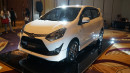 Toyota Agya Facelift Laku Keras. Lebih Laris Manual Atau Matik?