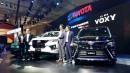 GIIAS 2017 : Toyota Voxy dan Fortuner TRD Sportivo Meluncur, Berapa Harganya?