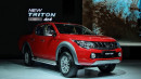 GALERI: Mitsubishi Triton Facelift 2017 (17 Foto)