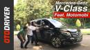 VIDEO: Mercedes-Benz V-Class 2017 Review | OtoDriver
