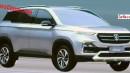 Wuling Rancang SUV Baru 7 Penumpang! Tapi Bukan Untuk Indonesia