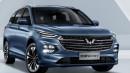 VIDEO: Wuling Victory Ejek Honda HR-V Tanpa Sensor!
