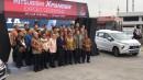 Presiden Joko Widodo Lepas Ekspor Mitsubishi Xpander Rakitan Indonesia