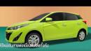 Toyota Yaris Facelift 2017 Muncul di Thailand, Jadi Kalem
