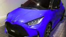 Inikah Toyota Yaris Generasi Terbaru?