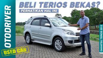 VIDEO: Daihatsu Terios 2012 Review Indonesia | OtoDriver Used Car
