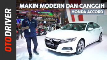 VIDEO: Honda Accord 2019 | First Impression