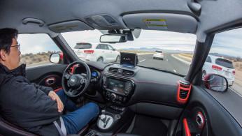 VIDEO : Begini Canggihnya Teknologi Self Driving Milik Kia.