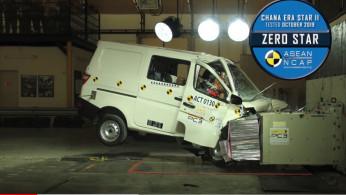 VIDEO: Crash Test Chana Era Star 2 (ASEAN NCAP)