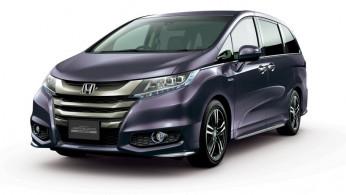 Video: Honda Odyssey Kini Bermesin Hybrid, Lebih Irit!