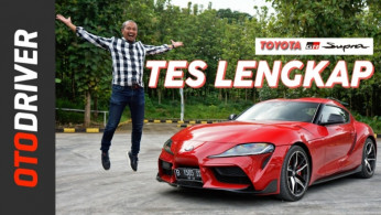 VIDEO: Toyota GR Supra 2020 | Review Indonesia | OtoDriver