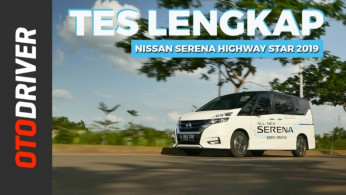 VIDEO: Nissan Serena 2020 | Review Indonesia | OtoDriver