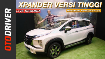 VIDEO: Mitsubishi Xpander Cross 2019 First Look