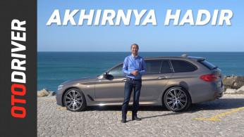VIDEO: BMW Seri-5 Touring Review   OtoDriver