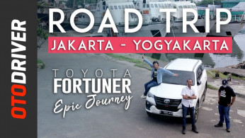 VIDEO: Toyota Fortuner Epic Journey