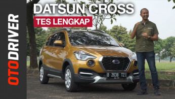 VIDEO: Datsun Cross 2018 Review | OtoDriver