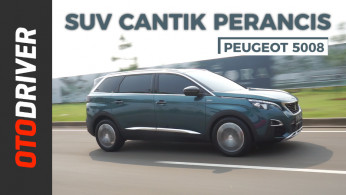 VIDEO: First Drive Peugeot 5008 2019