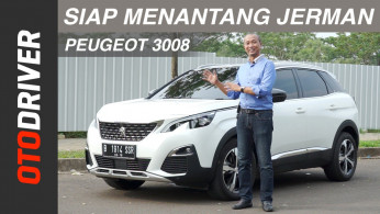 VIDEO: Peugeot 3008 2018 Review