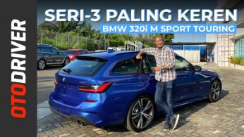 VIDEO: BMW 320i M Sport Touring 2020   First Impression   OtoDriver