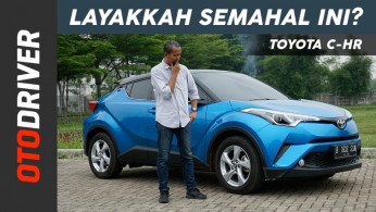 VIDEO: Toyota C-HR 2018 Review Indonesia | OtoDriver