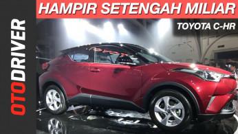 VIDEO: Toyota C-HR First Impression