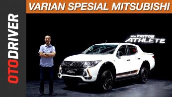 VIDEO: Mitsubishi Triton Athlete Dan Pajero Sport Dakar Limited Edition First Impression   OtoDriver