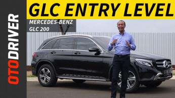 VIDEO: Mercedes-Benz GLC 200 2018 Review Indonesia   OtoDriver