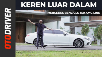 VIDEO: Mercedes-Benz CLS 350 AMG Line Review