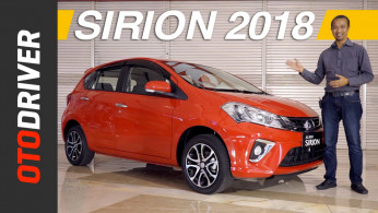VIDEO: Daihatsu Sirion 2018 | First Impression Indonesia | OtoDriver