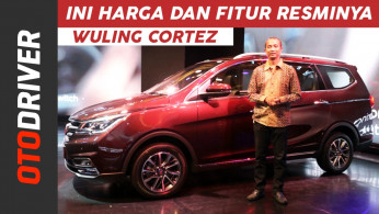 VIDEO: Wuling Cortez 2018 | First Impression Review Indonesia | OtoDriver