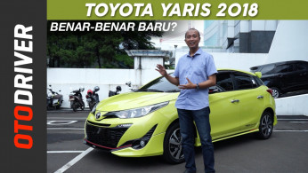 VIDEO: First Impression Toyota New Yaris 2018 |OtoDriver