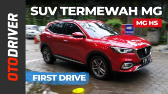 VIDEO: MG HS First Drive 2020