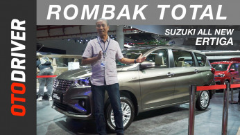VIDEO: All-New Suzuki Ertiga 2018 First Impression | OtoDriver