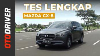 VIDEO: Mazda CX-8 2020 | Review Indonesia | OtoDriver