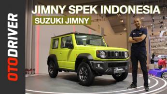 VIDEO: Suzuki Jimny 2019 | First Impression