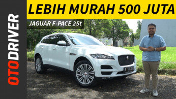 Video: Jaguar F-Pace 25t Review