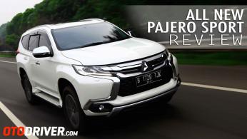 VIDEO: Mitsubishi Pajero Sport 2016 Review Indonesia | OtoDriver