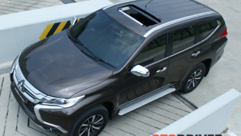 VIDEO: Mitsubishi All New Pajero Sport Spek Indonesia - First Drive