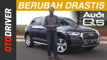 VIDEO: Audi Q5 2018 Review Indonesia | OtoDriver