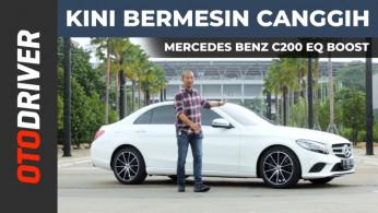 VIDEO: Mercedes-Benz C200 EQ Boost Review