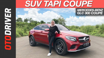 VIDEO: Mercedes-Benz GLC 300 Coupe 2018 Review
